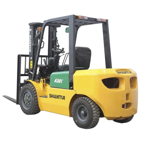 3 Ton Diesel Fork Lifts High Cost Performance
