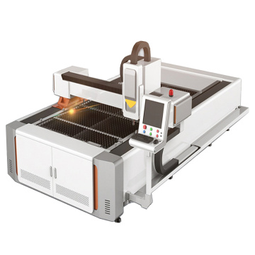 CNC 1000w / 2000w Stainless Steel Tube Laser Cutting Machine