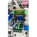 Automatic N95 Folding Mask Body Making Machine