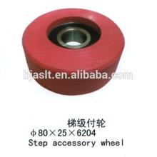 Porta para baixo Roller / sheave peças sobressalentes / porta rolo horizontal