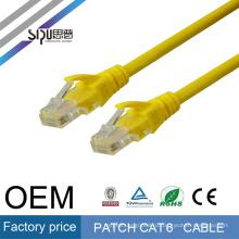 Бесплатные образцы СИПУ высокая производительность 1м 2м 3м 5м кабель cat5e cat6 кабель cat6a UTP для патч корд цена