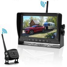 Цифровая беспроводная камера заднего вида и система мониторинга