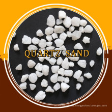 Manufacturer quality quartz sand for glass production