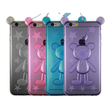 Wholesale TPU Cell Phone Case for iPhone6