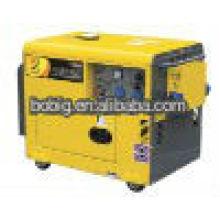 6.7HP motor diesel gerador