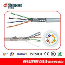 1000TP câble en bois SFTP Cat5e avec ETL CE RoHS