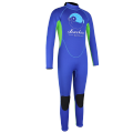 Seaskin Blue1.5mm traje de buceo completo