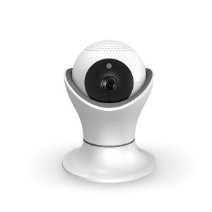 Pan Tilt Security CCTV IP Camera Night Vision