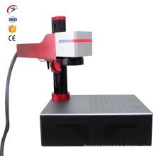 Portable Desktop Fiber Laser Marking Machine Metal