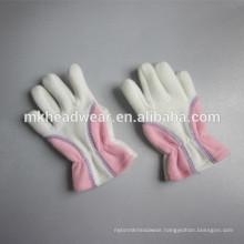 wholesale kids polar fleece gloves