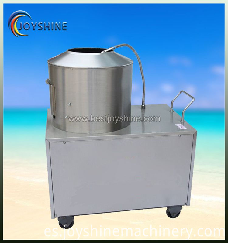 washing and peeling machine-1