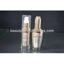 30ml cosmetic plastic acrylic dropper bottles