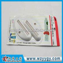 Beliebte benutzerdefinierte Werbe Kunststoff Zahnpasta-squeezer