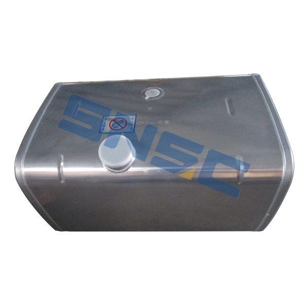 1101015-D390 Fuel tank body assembly