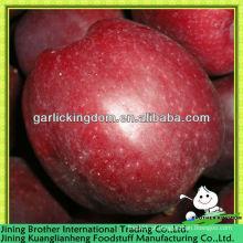 China maçã vermelha deliciosa fresca