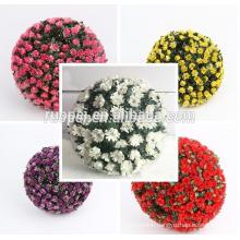 Artificial flower hydrangea ball indoor decoration