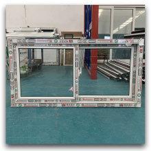 Pre Framed Window Screens Plastic Vertical Sliding Windows