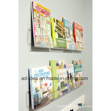 Practical Acrylic Rack Stand for Magazine (SD-26)