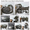 Factory Direct Selling CNC Laser Cutting Machine Stainless Steel