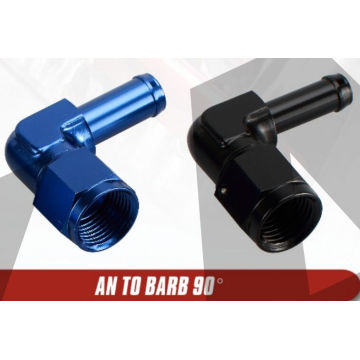 AN to Barb 90 Angle