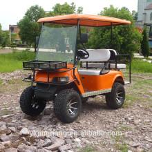 2 + 2 lugares patrulha carrinho de golfe para venda
