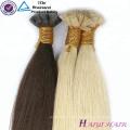 Prebonded Hair Double Drawn Human Hair U tip/Flat tip/I tip Hair Extensions Wholesale Italian Keratin Flat Tip Hair