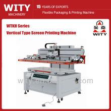 Máquina de impressão de tela tipo vertical