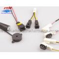 Auto buzzer wiring assemblies