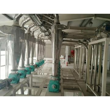 150-300ton / D Wheat Flour Mill Machine