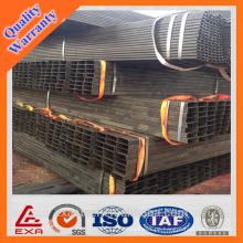 ASTM A315-B Cold Drawn Nahtlose quadratische asiatische schwarze Eisen quadratische Rohr