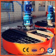 Mezcladora de fertilizantes compuestos verticales