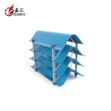 Éliminateur de dérive de matière de PVC réglé pour la tour de refroidissement de compresseur