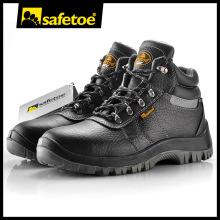 New Model Safety Shoes, Leather Work Boots ISO 9001, Oil Slip Resistant Safety Boot