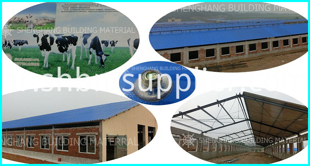 MGO roofing sheet