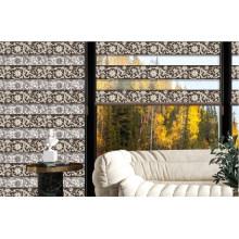 Window Roller Blind Zebra Blind Fabric-Gjl3031