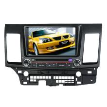 2din carro DVD Player apto para Mitsubishi Lancer 2006-2013 com rádio TV estéreo de Bluetooth GPS sistema de navegação