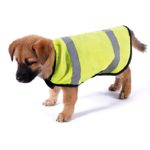 Dog vest warning vest reflective safety vest