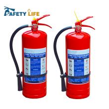 fogo / ABC extintor de incêndio / 6 kg abc extintor de incêndio