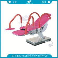 AG-S105C Silla de examen obstétrico motorizado para examen de ginecólogo