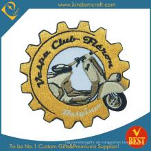 Benutzerdefinierte Qualität Stickerei Patch für Club