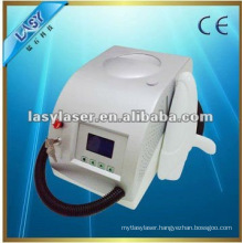 Portable ND Yag Laser Skin Cosmetology Machine