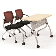 Mesa dobrável de alta qualidade para treinamento na escola e escritório (HF-LS713A)