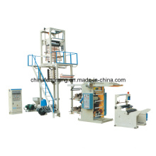 Best Sale PE Film Blowing and Flexographic Printing Line