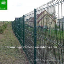 Iron Wire Mesh (fabrication)