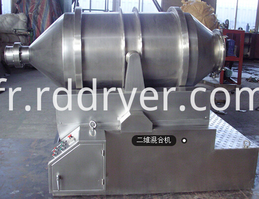 GMP Big Capacity (100-6000kg / Batch) Powder Mixing Plant