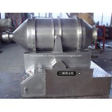 Machines de mélange d'amidon de maïs d'acier inoxydable