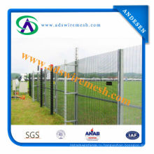 Оцинкованная 358 высоким забором безопасности для тюрьмы (Профессиональная Фабрика)