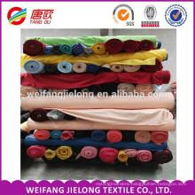 Cotton/Polyester Poplin Fabric cotton black plain poplin fabric 45*45 110*76 for pocketing in Weifang City.