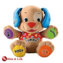 Juguete encantador promocional de encargo del bebé