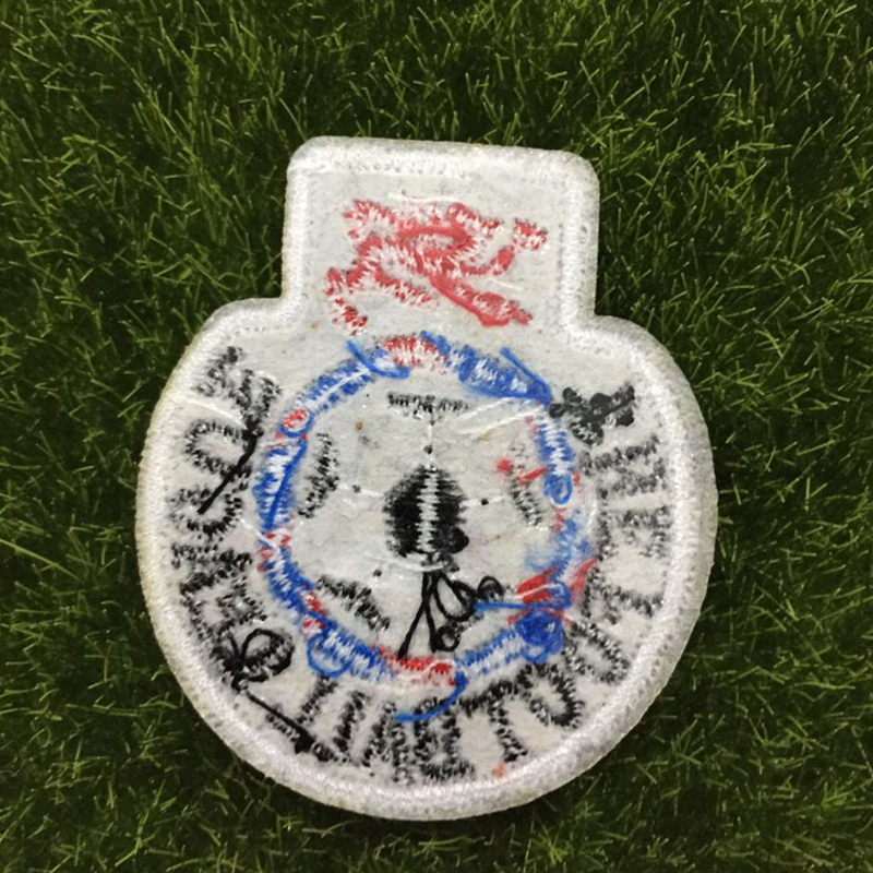 Patch Soccer Badge Embroidery